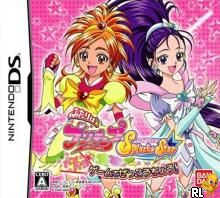 Futari wa PreCure - Splash Star Panpaka Game de Zekkouchou! (J)(WRG) Box Art