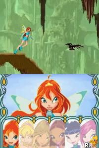 Winx Club - The Quest for the Codex (E)(Supremacy) Screen Shot