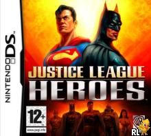 Justice League Heroes (E)(Supremacy) Box Art