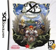 Ys Strategy (E)(Legacy) Box Art