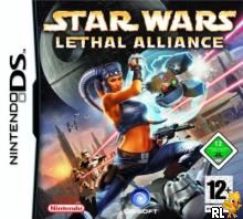 Star Wars - Lethal Alliance (E)(Legacy) Box Art