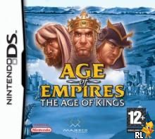 Age of Empires - The Age of Kings (E)(Independent) Box Art
