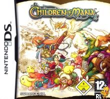 Children of Mana (E)(FireX) Box Art