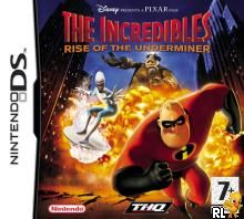 Incredibles - Rise of the Underminer, The (E)(Sir VG) Box Art
