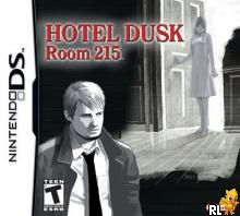 Hotel Dusk - Room 215 (U)(WRG) Box Art