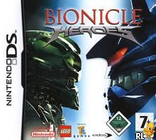Bionicle Heroes (E)(FireX) Box Art