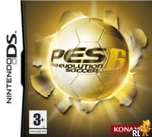 Pro Evolution Soccer 6 (E)(Legacy) Box Art