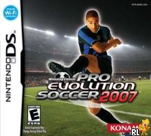 Winning Eleven Pro Evolution Soccer 2007 (U)(XenoPhobia) Box Art