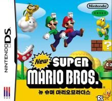 New Super Mario Bros. (K)(Independent) Box Art