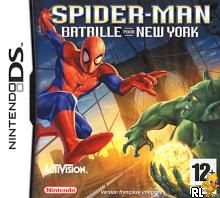 Spider-Man - Bataille pour New York (F)(FireX) Box Art