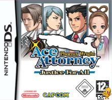 Phoenix Wright - Ace Attorney Justice for All (E)(Independent) Box Art
