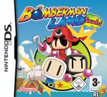 Bomberman Land Touch! (E)(Supremacy) Box Art