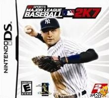 Major League Baseball 2k7 (U)(Legacy) Box Art