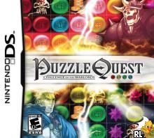 Puzzle Quest - Challenge of the Warlords (U)(XenoPhobia) Box Art