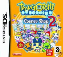 Tamagotchi Connexion - Corner Shop 2 (E)(FireX) Box Art