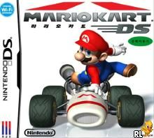 Mario Kart DS (K)(Independent) Box Art