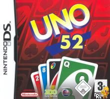 Uno 52 (E)(Legacy) Box Art