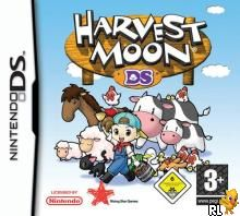 Harvest Moon DS (E)(Supremacy) Box Art