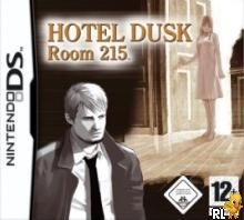 Hotel Dusk - Room 215 (E)(Supremacy) Box Art