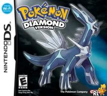 Pokemon Diamond (v05) (U)(Legacy) Box Art