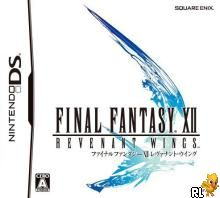 Final Fantasy XII - Revenant Wings (J)(Legacy) Box Art