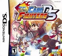 SNK vs. Capcom - Card Fighters DS (U)(XenoPhobia) Box Art