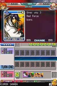 SNK vs. Capcom - Card Fighters DS (U)(XenoPhobia) Screen Shot