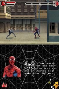 Spider-Man 3 (U)(SQUiRE) ROM < NDS ROMs | Emuparadise