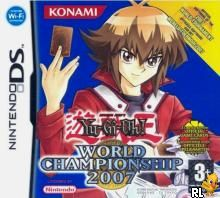 Yu-Gi-Oh! World Championship 2007 (E)(Sir VG) Box Art