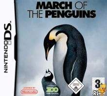 March of the Penguins (E)(Supremacy) Box Art
