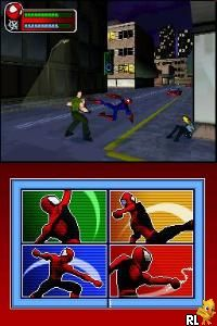Spider-Man - Battle for New York (I)(Independent) Screen Shot