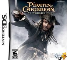 Pirates of the Caribbean - At World's End (U)(Legacy) Box Art