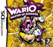Wario - Master of Disguise (E)(XenoPhobia) Box Art