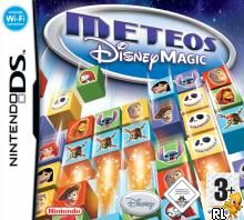 Meteos - Disney Magic (E)(XenoPhobia) Box Art
