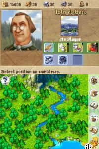 anno 1701 nds rom