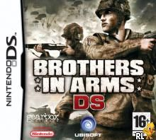 Brothers in Arms DS (E)(Legacy) Box Art