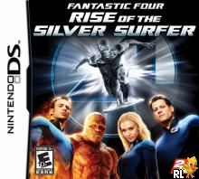 Fantastic Four - Rise of the Silver Surfer (U)(XenoPhobia) Box Art