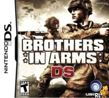 Brothers in Arms DS (U)(XenoPhobia) Box Art