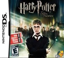 Harry Potter and the Order of the Phoenix (U)(XenoPhobia) Box Art