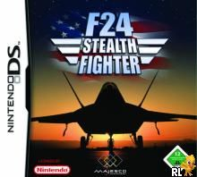 F-24 Stealth Fighter (E)(XenoPhobia) Box Art