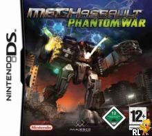 MechAssault - Phantom War (E)(XenoPhobia) Box Art