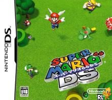 Super Mario 64 DS (v01) (J)(Independent) Box Art