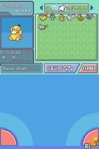 Pokemon Version Diamant (v05) (F)(FireX) Screen Shot
