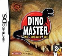 Dino Master (E)(sUppLeX) Box Art