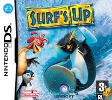 Surf's Up (E)(XenoPhobia) Box Art