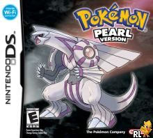 Pokemon Pearl Version (v1.13) (E)(Independent) Box Art