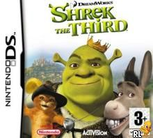 Shrek the Third (E)(XenoPhobia) Box Art