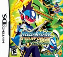 MegaMan Star Force - Dragon (U)(XenoPhobia) Box Art