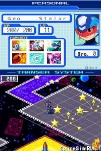 MegaMan Star Force - Dragon (U)(XenoPhobia) Screen Shot