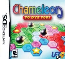 Chameleon - To Dye For (U)(XenoPhobia) Box Art